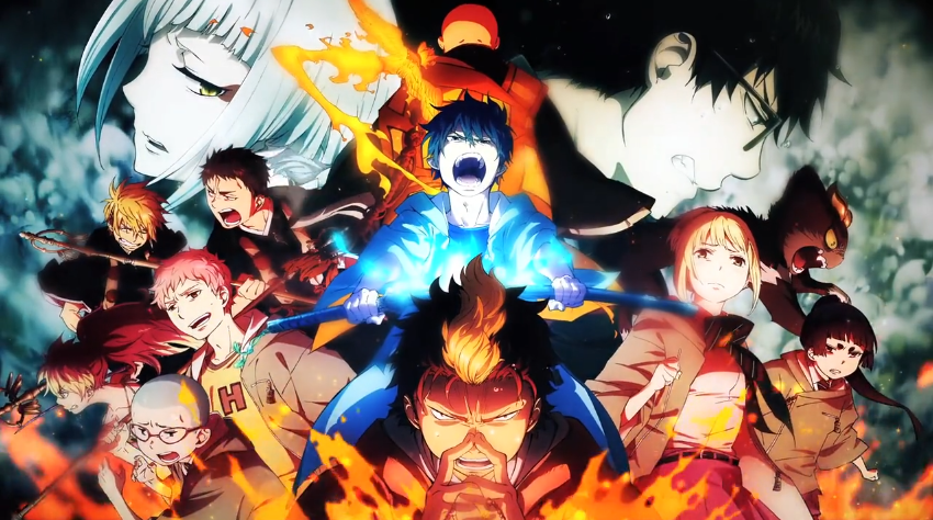 Blue Exorcist: Kyoto Arc gets a brand new PV