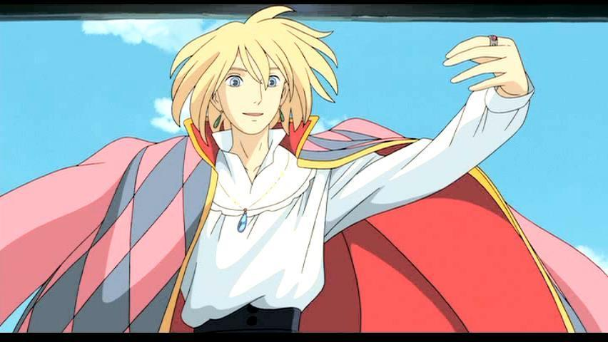 Survey: Which male Ghibli character do female anime fans want to date the most?