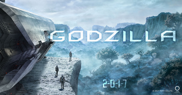 Gen Urobuchi's Godzilla anime gets all-star cast
