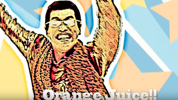 """Check out Piko Taro's ridiculous follow-up to PPAP, """"I Like OJ"""""""