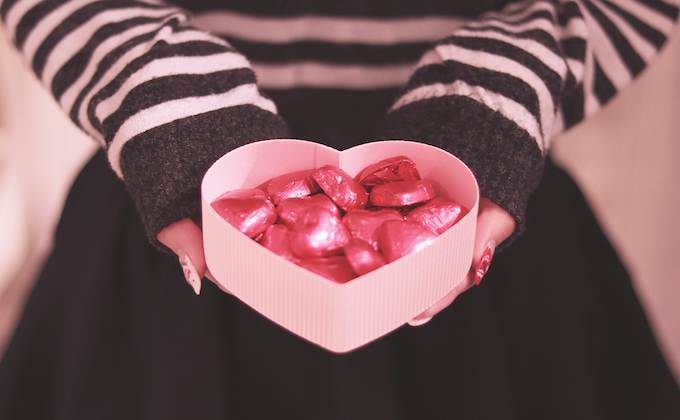 Japanese Anime Fans Rank Top Valentines Chocolate Gifters and Giftees