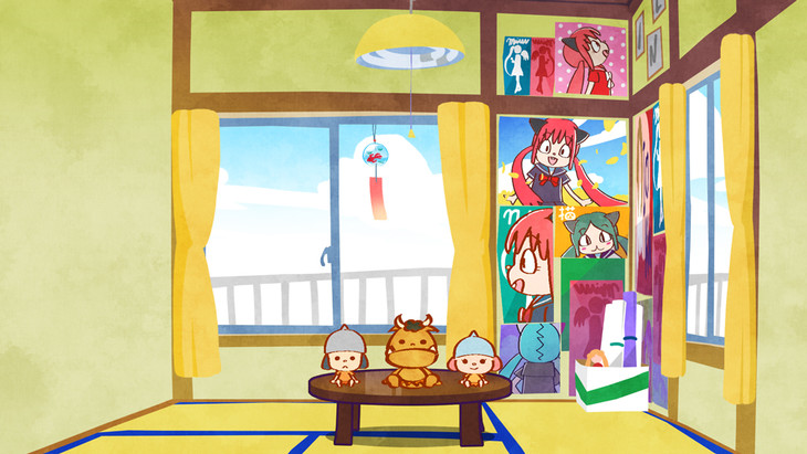Sora Tokui's manga, Makeruna!! Aku no Gundan!, gets an anime adaptation