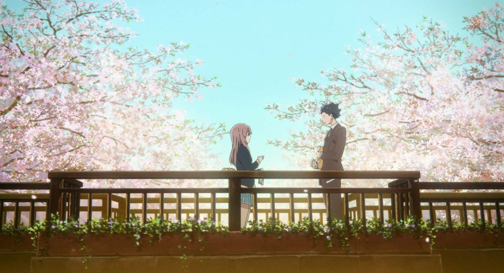 The Silent Voice – coming to Singapore 9 March, Malaysia and Brunei, 20 April