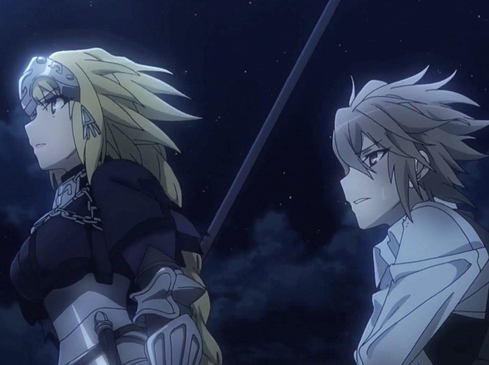 Fate/Apocrypha TV anime reveals new PV and key visual