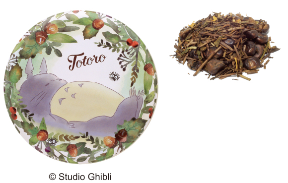 Studio Ghibli introduces new line of teas, includes tea sourced from Totoro's actual forest