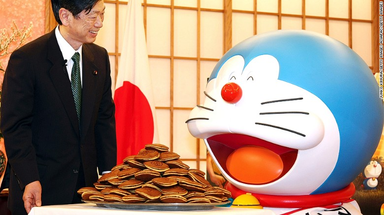 CNN crowns Japan's Dorayaki and Singapore/Malaysia's Pandan Cake as two of the most delicious cakes in the world