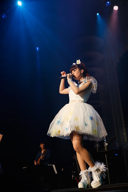 """Luna Haruna Celebrates 5th Anniversary with Concert """"5th Anniversary Fes."""" ♡with you♡"""