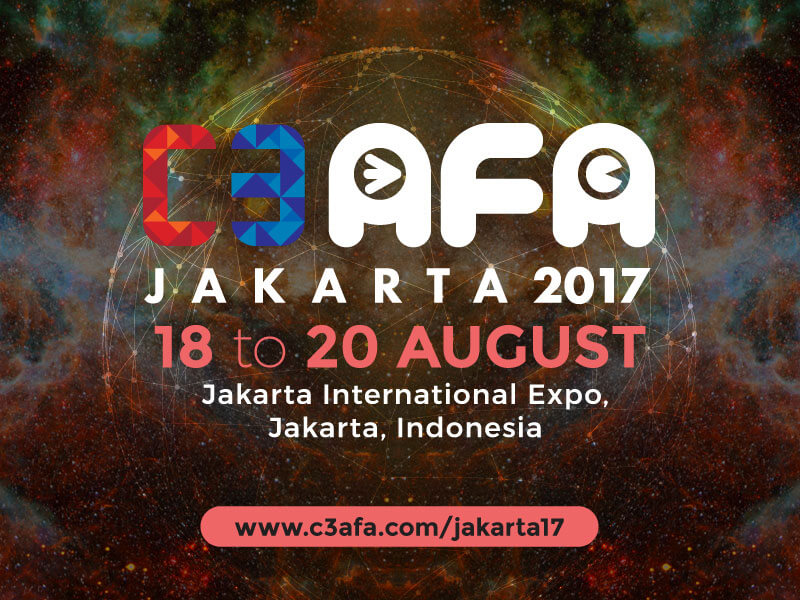 C3 AFA Jakarta Announces Second Wave of Special Guests!
