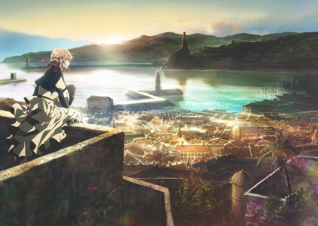 KyoAni Strong: Violet Evergarden Side-Story is moving forward with its world premiere in Germany
