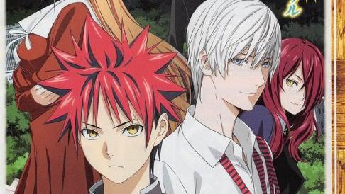 Food Wars! Shokugeki no Soma getting a third season according to Shonen Jump