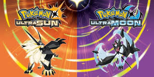 Pokémon Ultra Sun and Moon Only Announced For 3DS