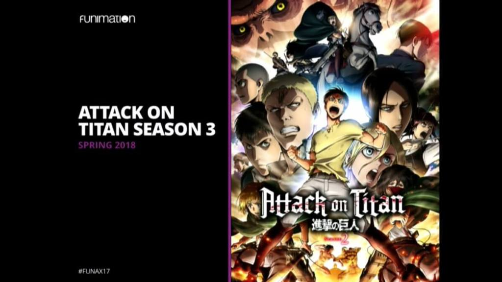 Attack on Titan Season 3's tentative release period announced