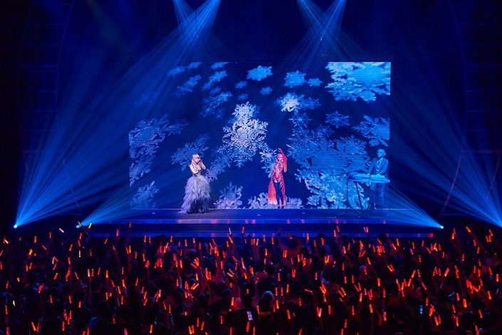 EGOIST Tour Final Features GARNiDELiA Special Collaboration!