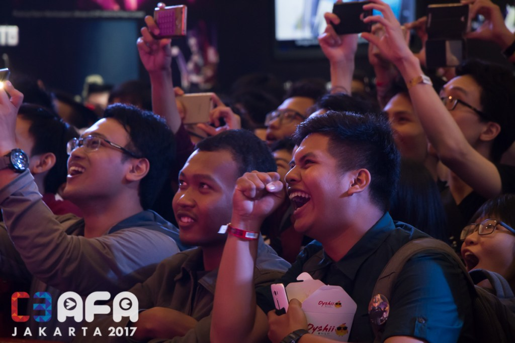 C3 AFA Jakarta 2017 Day Three: Japanese Pop Culture Blossoms