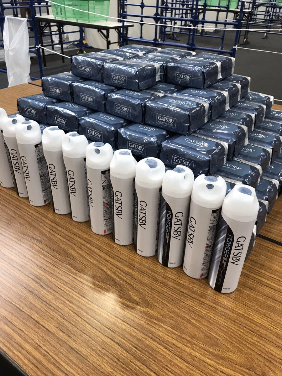 SKE48 now giving away free deodorants after member tells fans to always use them