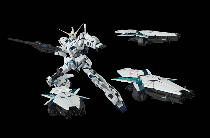 Premium Bandai Hosts PG Unicorn Gundam [Final Battle Ver.] Preview Show