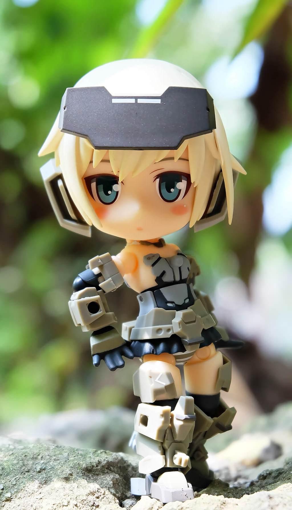 Say Hello to Frame Arms Girl Gourai!