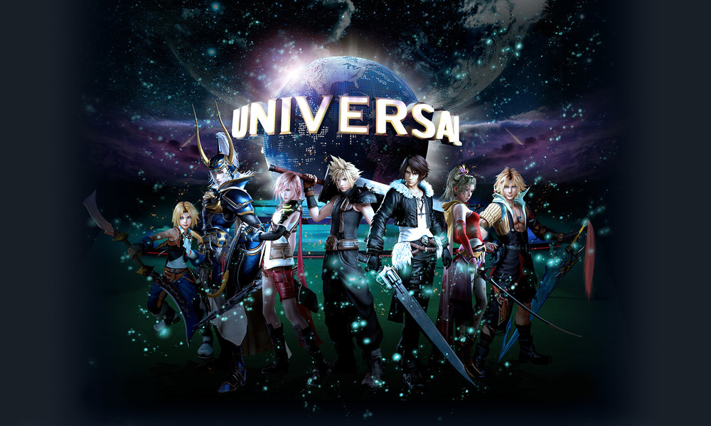 Universal Studios Japan to feature a Final Fantasy Roller Coaster in 2018