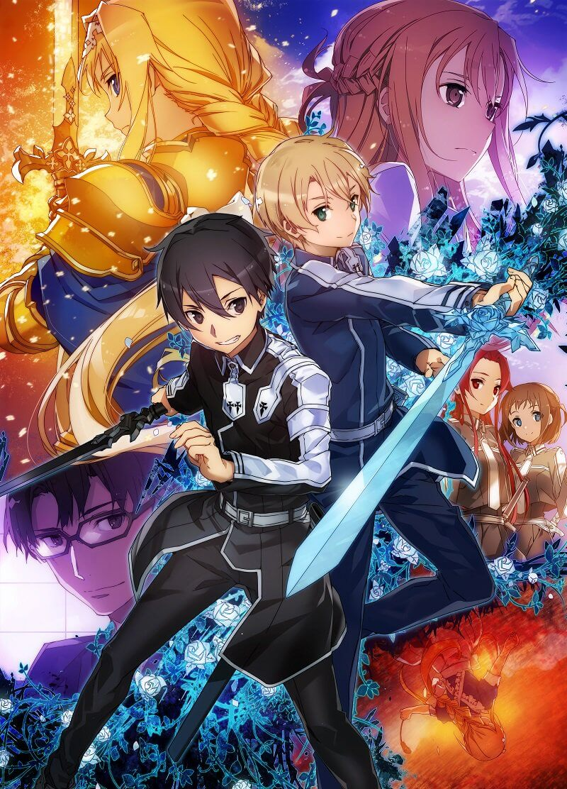 Sword Art Online: Alicization TV Anime to Cover Entire Alicization Arc