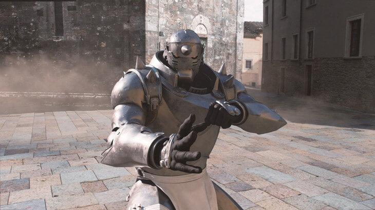 Live-Action Fullmetal Alchemist Film reveals Alphonse Elric's seiyuu