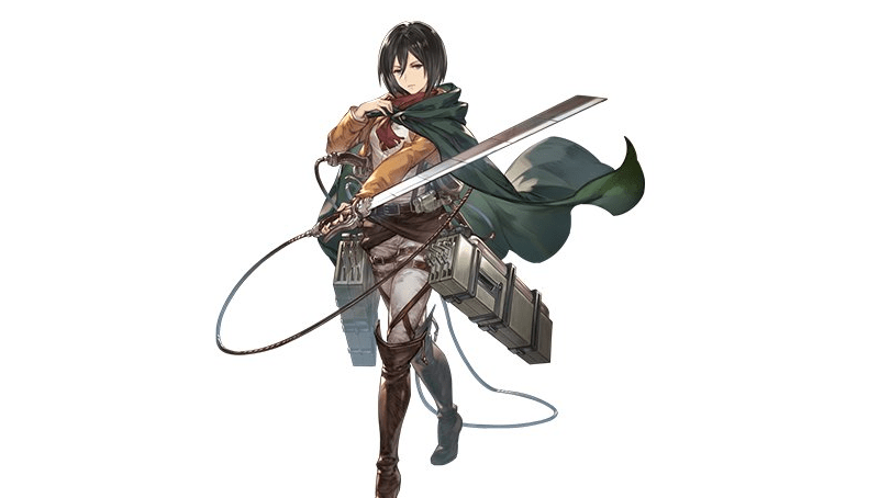 Granblue Fantasy teams up with Attack on Titan for a new collaboration
