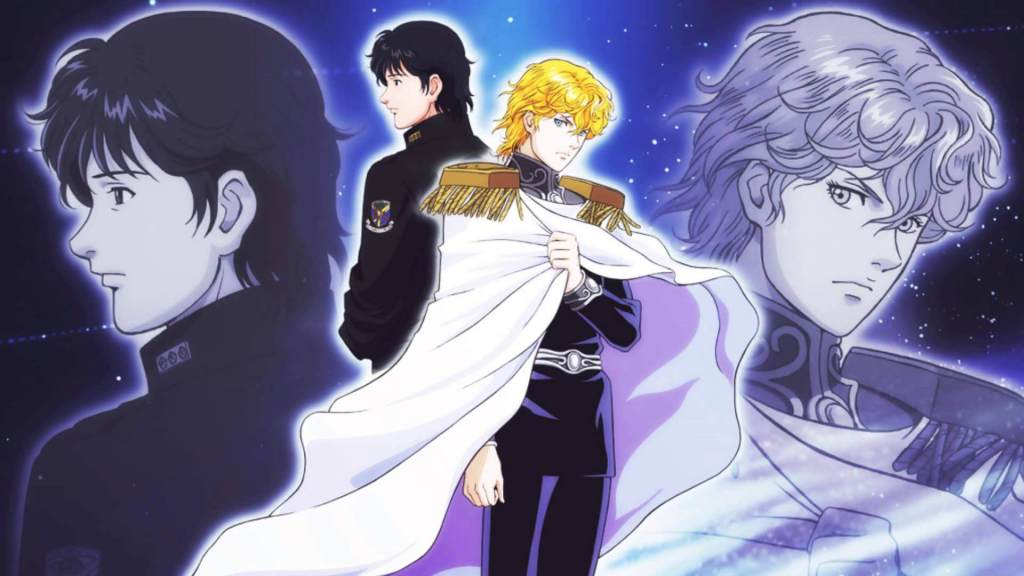The Legend of the Galactic Heroes live-action film adaptation announced