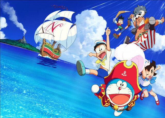 Doraemon the Movie: Nobita's Treasure Island reveals latest trailer