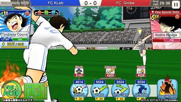 Klab to release Captain Tsubasa: Dream Team Mobile Game globally