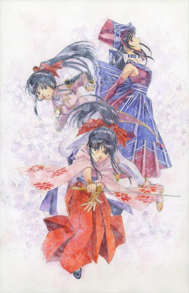 Sakura Wars Art Exhibition to be held in Tokyo, with original seiyuu to host talk show