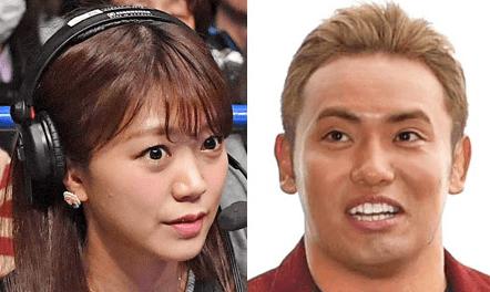 Suzuko Mimori and Pro Wrestler Kazuchika Okada admit relationship