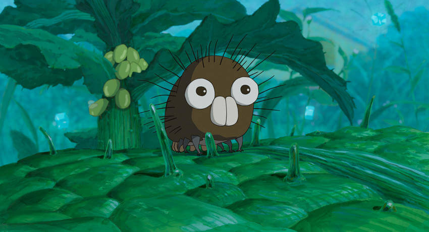 Hayao Miyazaki's Boro the Caterpillar to debut in March, will be first work since 2013