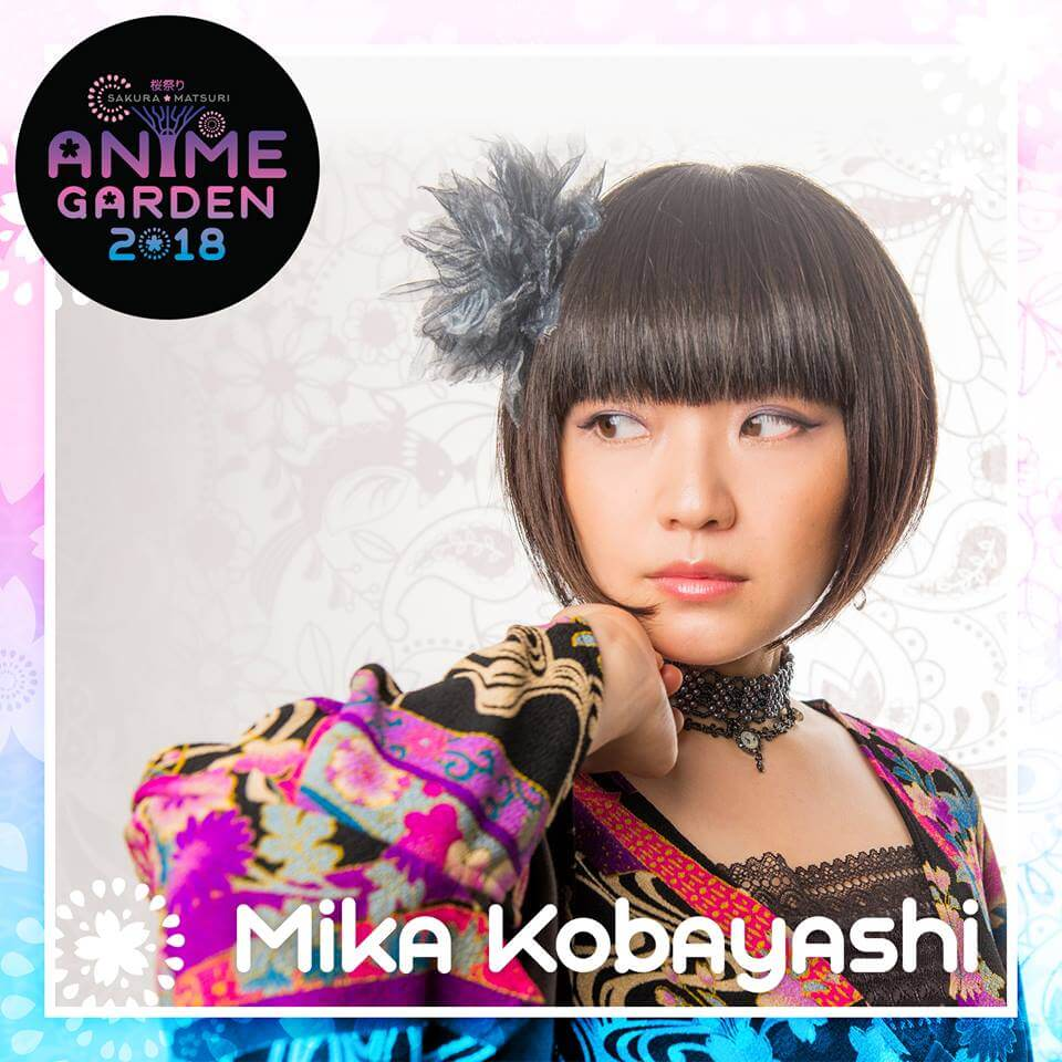 [WOW Japan x Sakura Matsuri: Anime Garden] An Exclusive Q&A with Mika Kobayashi