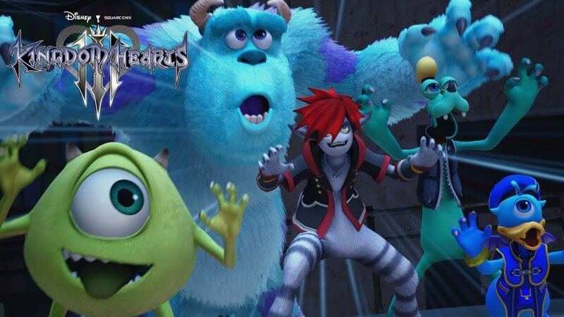 "Kingdom Hearts III unveils new ""Classic Kingdom"" trailer"
