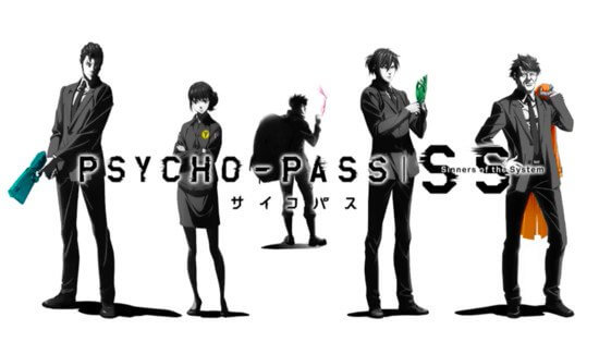 Psycho-Pass gets 3-part film series titled Psycho-Pass SS