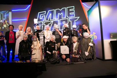 GS 2017 - Nier Cosplay Judging 2