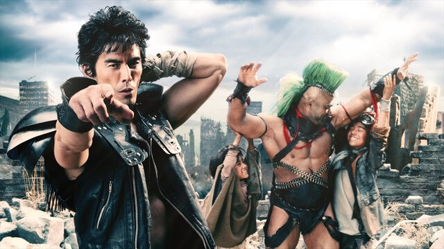 Fist of the North Star's Kenshiro stars in hilarious live-action body wash CM