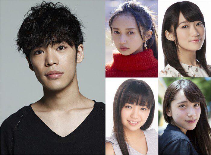 Seiyuu Kensho Ono to make his live-action film debut as lead alongside Arisa Komiya