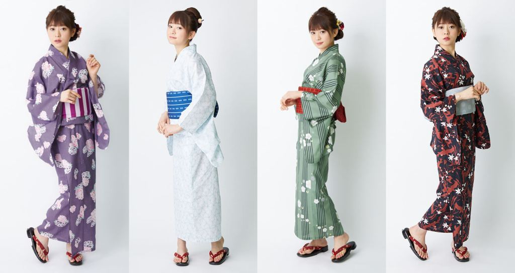 SuperGroupies reveals official Touken Ranbu yukata just in time for summer