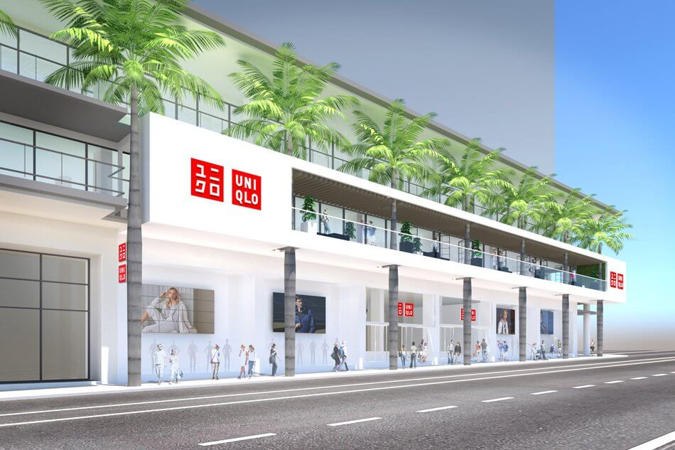Biggest Uniqlo Flagship Store in Southeast Asia to Open in Makati City, Philippines