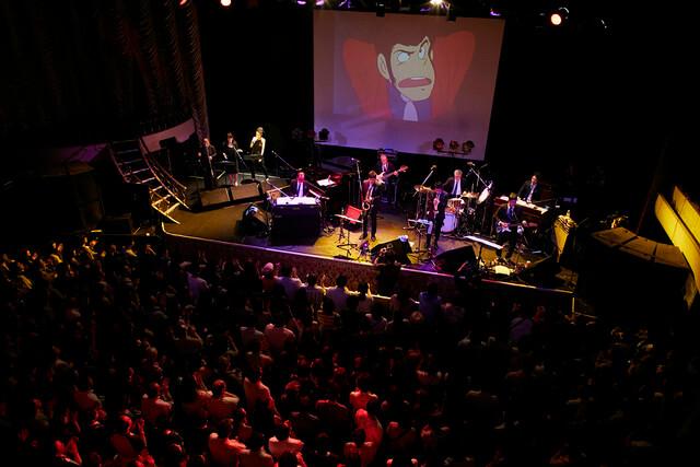 New Lupin III concert to be streamed live via NicoNico
