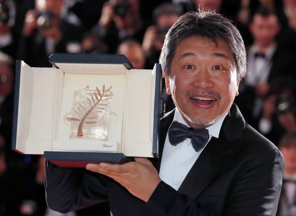 "Hirokazu Kore-eda's ""Shoplifters"" Wins Palme d'Or at 2018 Cannes Film Festival"