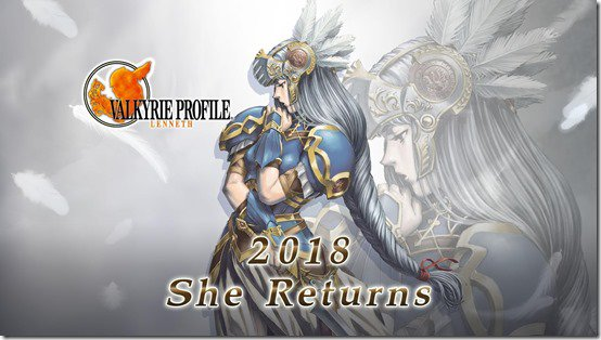 Valkyrie Profile: Lenneth Mobile Version Out Now!