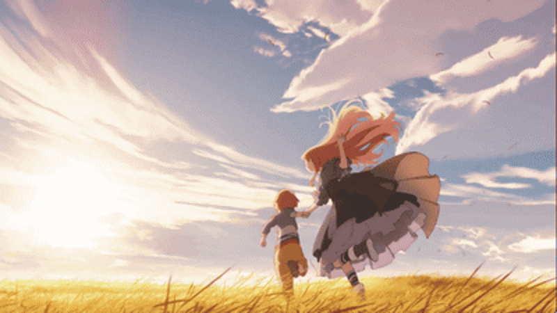 """Maquia: When the Promised Flower Blooms"" Gets Thai Screening Date"