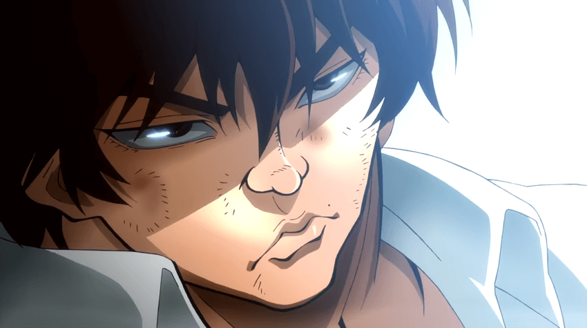 Netflix's new Baki anime gets a second season