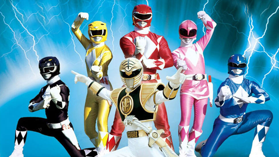 Hasbro buys the rights for Power Rangers from Saban for a ridiculous amount