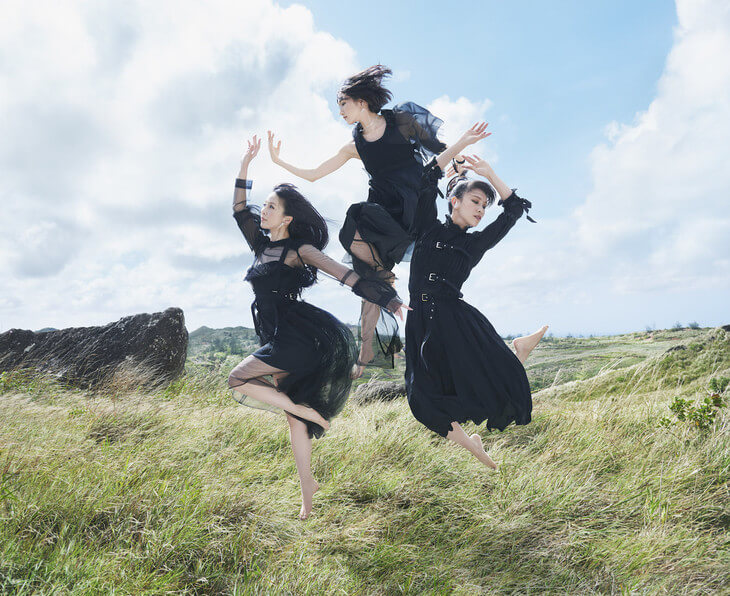 Perfume Joins Line Up of Taiwan's Biggest Music Festival