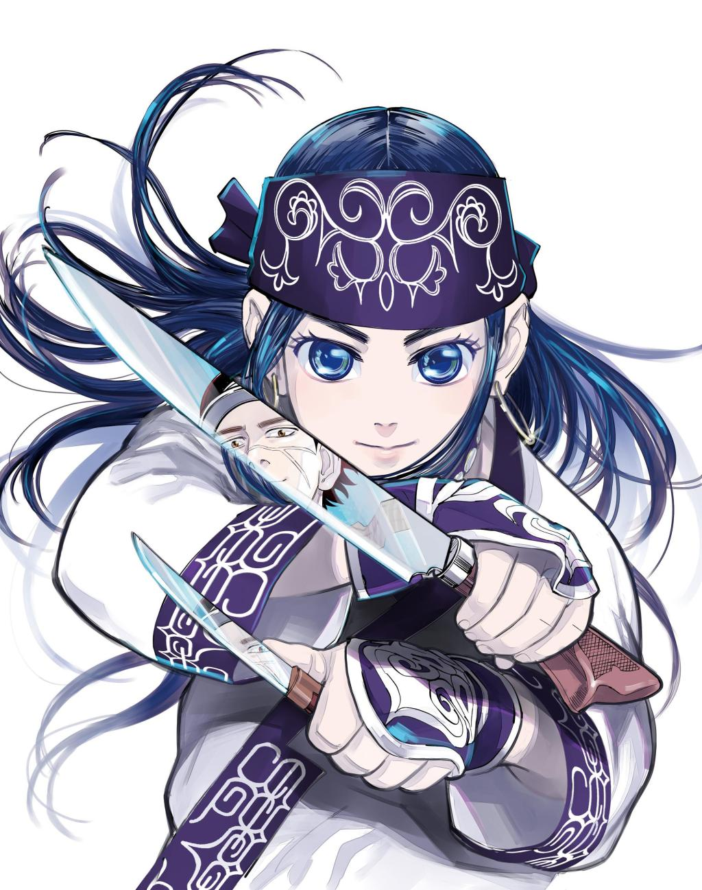 Golden Kamuy announces second season as first season airs final episode