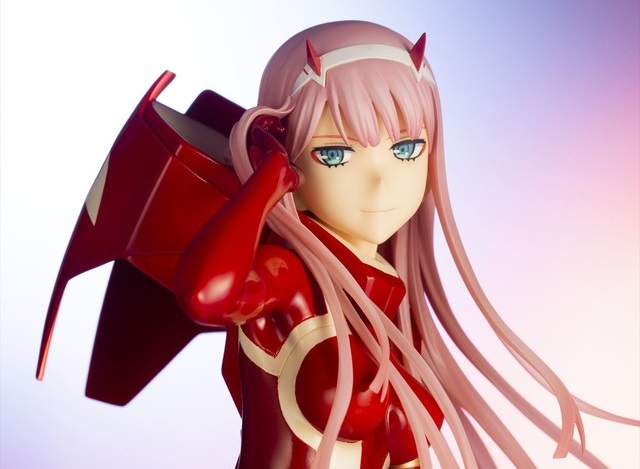 This Kotobukiya Zero Two Figure is an Absolute Darling!