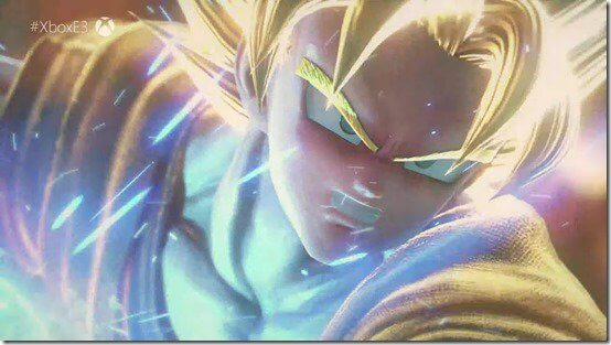 Shounen Jump crossover fighting game, JUMP FORCE, revealed during E3