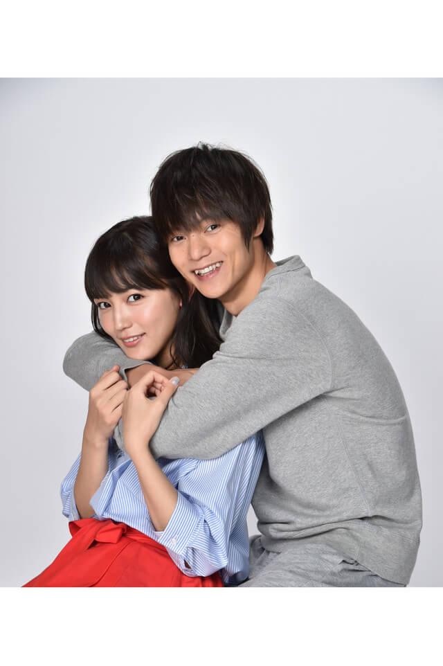 """""""Himo Men"""" Manga Gets TV Drama, Stars Masataka Kubota and Haruna Kawaguchi"""